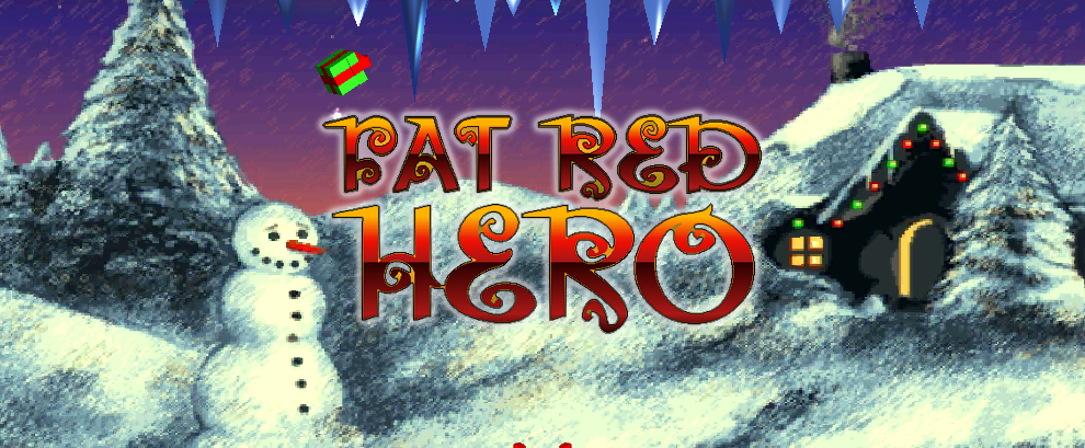 Fat Red Hero