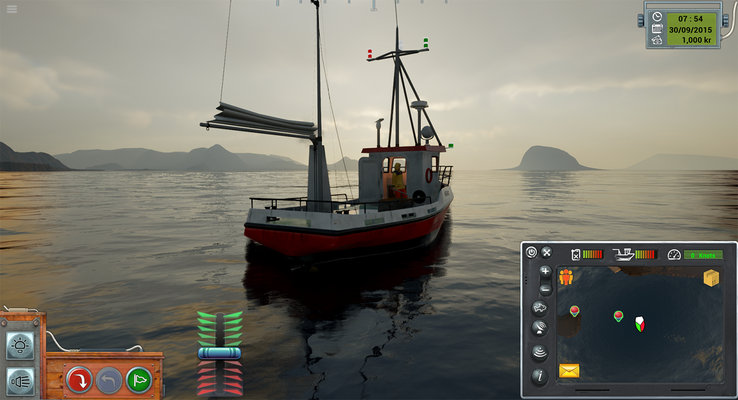 Misc games make ideas come true for Sea fishing games